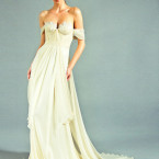 Silk Wedding Gown