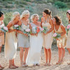 Bridesmaids dresses by Dahl