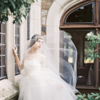 wedding gown photo