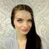 Silver and Crystal Headchain
