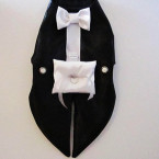 Tuxedo Harness Ring bearer