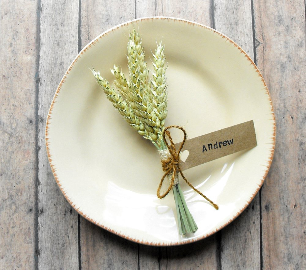 Rustic Country Wedding Place Cards-Escort Cards | Kohabit